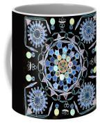Diatoms Coffee Mug by M I Walker