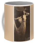 Digital Ode To Vintage Nude By Mb Coffee Mug