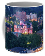 Downtown Morgantown And West Virginia University Coffee Mug
