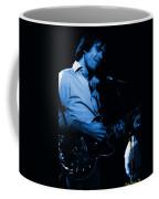#6 Enhanced In Blue Coffee Mug