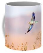 European Roller Coracias Garrulus Coffee Mug