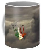 Frecce Tricolori Coffee Mug