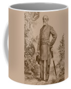 General Robert E. Lee Coffee Mug by War Is Hell Store