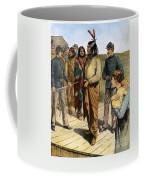 Geronimo 1829-1909.  To License For Professional Use Visit Granger.com Coffee Mug