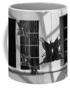 Hanging Butterflies Coffee Mug