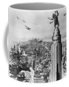 King Kong, 1933 Coffee Mug by Granger