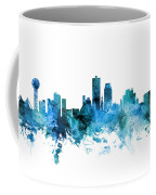 Knoxville Tennessee Skyline Coffee Mug