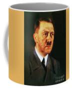 Leaders Of Wwii, Adolf Hitler Coffee Mug