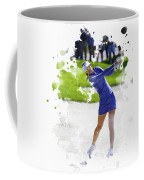 Michelle Wie Coffee Mug