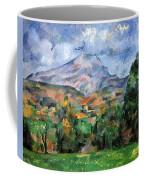 Montagne Sainte-victoire Coffee Mug