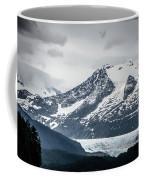 Mountain Range Scenes In June Around Juneau Alaska Coffee Mug