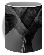 Neoclassical Ionic Architectural Details Coffee Mug