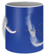 Patrouille Suisse Coffee Mug