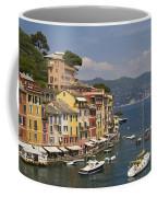 Portofino In The Italian Riviera In Liguria Italy Coffee Mug