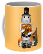 Robo-x9 The Pilgrim Coffee Mug