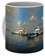 6- Sailfish Marina Coffee Mug