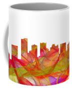 Scottsdale Arizona Skyline Coffee Mug