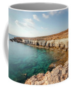Sea Caves Ayia Napa - Cyprus Coffee Mug
