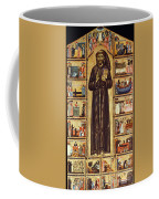 St Francis Of Assisi Coffee Mug by Granger