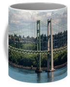 Tacoma Narrows Bridge Coffee Mug