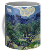 The Olive Trees Coffee Mug