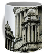 The Rhode Island State House On Capitol Hill In Providence Coffee Mug