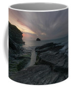 Trebarwith Strand - Cornwall Coffee Mug