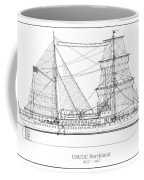 U.s. Coast Guard Cutter Northland Coffee Mug
