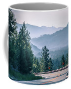 Vast Scenic Montana State Landscapes And Nature Coffee Mug