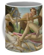 Venus And Mars Coffee Mug