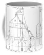600 Ton Coaling Tower Plans Coffee Mug