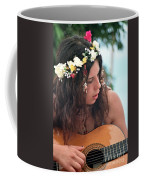 60's Flower Girl Coffee Mug