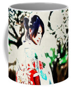 Asian Coffee Mug