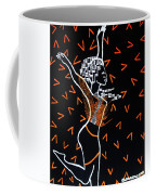 Dinka Dance - South Sudan Coffee Mug