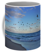 65- Black Skimmers Coffee Mug