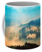 Nature Landscape Illumination Coffee Mug