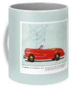 66 Oldsmobile Coffee Mug