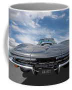 66 Vette Stingray Coffee Mug