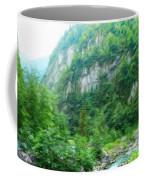 Nature Oil Painting Landscape Images Coffee Mug