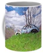 67 Volkswagen Beetle Coffee Mug