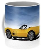 '69 Corvette Sting Ray Coffee Mug