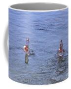 69- Paddle Boarders Coffee Mug
