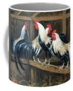 #69 - Roosters Coffee Mug