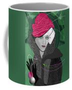 692  Decembers Lady A Coffee Mug