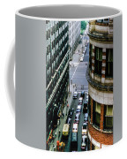 6th And Superior - Cleveland Coffee Mug by Samuel M Purvis III