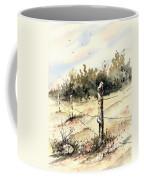 6th Grade Fence Coffee Mug