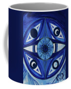 6th Mandala - Third Eye Chakra  Coffee Mug