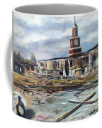 Union University Jackson Tennessee 7 02 P M Coffee Mug