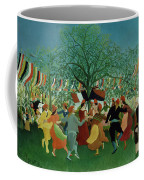 A Centennial Of Independence Coffee Mug