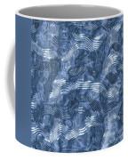 Alien Fluid Metal Coffee Mug